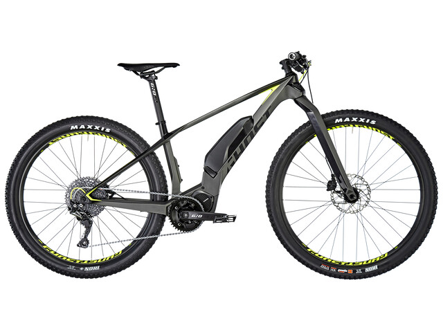 "Ghost Hybride Lector X S5.7+ LC 29/27,5+"" E-MTB Hardtail black"